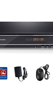 SANNCE® 8CH 1080N DVR Multi-mode input w/ eCloud HDMI 1080P/VGA/BNC Output-Real Time Remote View,QR code scan P2P