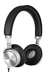 MEIZU MEIZU HD50 Op het oor Hoofdband Bekabeld Hoofdtelefoons Muovi Mobiele telefoon koptelefoon Met volumeregeling met microfoon
