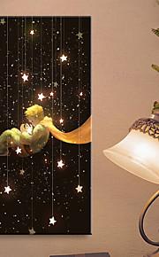 Toile Tendue LED Paysage Un Panneau Format Vertical Décoration murale Décoration d'intérieur