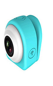 G1 Action Kamera / Sportskamera 16mp 4000 x 3000Pixel Wifi / Justerbar / Vandtæt 30fps 4X ± 2 EV 1inch CMOS 32GB H.264 Engelsk / Fransk /