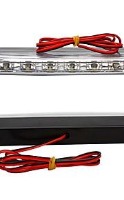 ZIQIAO 2pcs Automatisch Lampen LED Dagrijverlichting