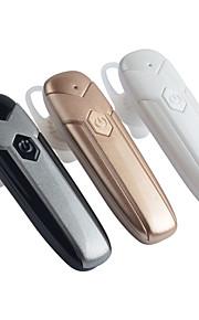 B25 ultra-lang taletid 16-24 timer bluetooth hovedtelefoner (ørekrogen) for mobiltelefonen med volumenkontrol sport støjreducerende hi-fi