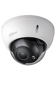 Telecamera dome dahua® ip ipc-hdbw4431r-s telecamera a doppia fotocamera da 4 megapixel con protocollo onvif