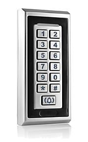 Kdl hotel lås elektrisk hotel kort dørlås adgang kontrol system