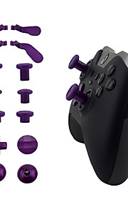 Bluetooth Controllers Accessory Kits Replacement Parts Attachments - Xbox One Gaming Handle Wireless #