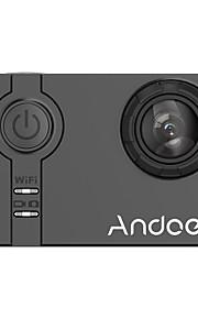 AN7000 Regnbruser Mini CMOS 64GB H.264 Engelsk Fransk Spansk Russisk Japansk Forenklet kinesisk Portugisisk Italiensk Arabisk Hollandsk