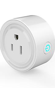 WAZA Smart Plug pro Novinky v kuchyňském náčiní / Obývací pokoj / Umývárna Kontrola APP / Časový měříc / Dotykový spínač WIFI 3G 100-240 V