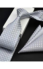 Hombre Estampado Corbata - Formal Geométrico
