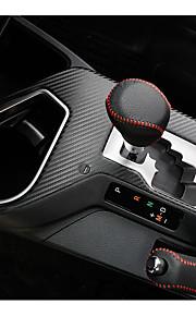 Til Bilen Vehicle Shift Knob Refit(Kulstoffiber)Til Toyota 2016 RAV4