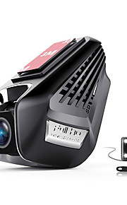 MERRiLL CR3000s Full HD 1920 x 1080 140 Gradi 170 Gradi Automobile DVR 2,0 pollici TFT Dash CamforUniversali Visione notturna G-Sensor