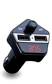 ape6 dedicated bluetooth auto oplader mp3 speler fm zender auto gps positionering
