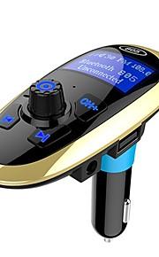 Bluetooth Handsfree FM Transmitter Car Kit MP3 Player SD USB LCD Car Accessories
