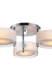 Lightinthebox Flush Mount Ambient Light - Mini Style, 110-120V / 220-240V Bulb Not Included / 30-40㎡ / E26 / E27