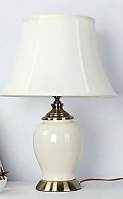 Rústico / Campestre Lámpara de Mesa Para Cerámica Azul Piscina Blanco