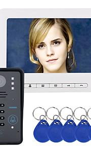"MOUNTAINONE Con filo 7"" Sistema Hands-Free 480*234*3Pixel One to One video citofono"
