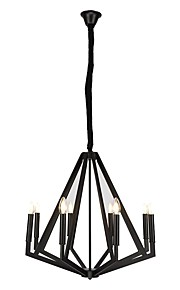 JLYLITE Chandelier Uplight - Mini Style, Artistic Chic & Modern, 110-120V 220-240V Bulb Not Included