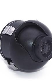 360DK Ingen Screen (output ved APP) N/A 420TVL CCD Ledning 360° Bagende Kamera Vandtæt for Bil