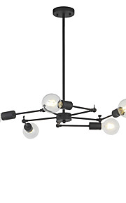 OYLYW Chandelier Ambient Light - Adjustable, Retro / Vintage Modern / Contemporary, 110-120V 220-240V Bulb Not Included