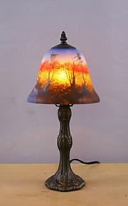 Artistico Tradizionale / Classico Decorativo Lampada da tavolo Per Metallo 110-120V