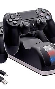 Ledning Oplader Til PS4 Prop / PS4 Slim / Sony PS4 Kreativ Oplader ABS 1pcs enhed 100cm USB 2.0