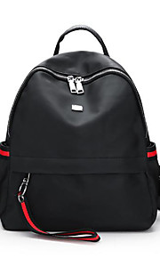 cf7c47b179 Αγορίστικα Τσάντες Νάιλον Σχολική τσάντα Φερμουάρ Μαύρο   Μαύρο   Άσπρο