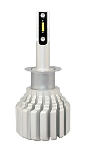 Factory OEM 2pcs Auto Žárovky 25 W CSP 2500 lm 2 LED Čelovka Pro Evrensel / Volvo / Volkswagen Všechny modely Univerzální