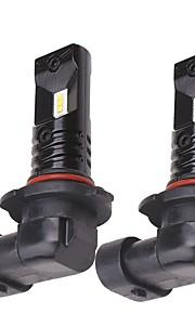 OTOLAMPARA 2pcs 9005 차 전구 35 W CSP 1860 lm 6 LED 헤드램프 제품