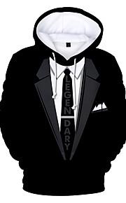 Hombre Sudadera - Estampado, Caricatura