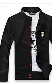 男性用 ベーシック スウェットシャツ - ソリッド
