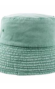 男女兼用 ベーシック ソリッド フェドーラ帽