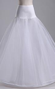 nevěsta 50. léta Kostým Klasická a tradiční lolita Dámské Spodnička Krinolína Bílá / Černá Retro Cosplay Svatební Párty Princess