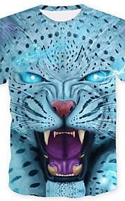 Ανδρικά T-shirt Ζώο Θαλασσί XL