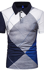 T-shirt Per uomo Monocolore Rosso XL