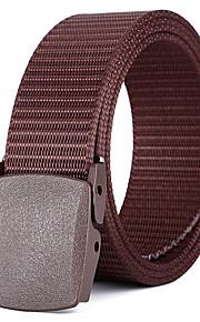 Unisex Pracovní / Základní / Volné kudrliny Skinny pásek - Jednobarevné / Barevné bloky