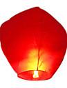 lumină Kongming cer zboară lanternă (culoare aleatorii)