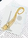 Cooper Favoruri practice-5 Semne de Carte & Cuțite pentru Scrisori Temă Grădină Auriu