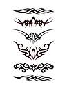 Tatueringsklistermärken Annat Mönster Vattentät Dam Tjej Tonåring Blixttatuering tillfälliga tatueringar