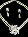 Pentru femei Set bijuterii - Stilat Seturi de bijuterii Pentru Nuntă / Petrecere / Aniversare