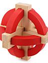 Puzzles en bois IQ Casse-Tete Casse-tete Chinois Jouets Niveau professionnel Vitesse Bois Garcon Fille Pieces