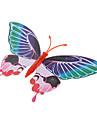 fluorescent fluture magnet de frigider în formă (de culoare aleatorii)