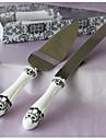 seturi de servire nunta cuțit tort de cuțit tort vacanță roman și set de server