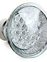 1W GU10 Spoturi LED MR16 21 LED Putere Mare 105 lm Alb Natural AC 220-240 V