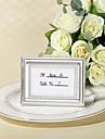 aliaj de zinc titularii de carduri cadru cadru stil cadou caseta de nunta