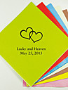 Personalized  Napkins - Set of 100 (More Colors)