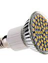 E14 2.5W 60x3528SMD 250LM 2700K Bec Spot LED Lumină Albă Caldă (220-240V)