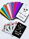 carduri personalizate de joc - cupă (mai multe culori)