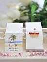 結婚式 / パーティー 素材 コートボール紙 結婚式の装飾 ビーチテーマ / 結婚式 春 夏 秋 オールシーズン