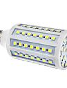 15W 6500lm E26 / E27 LED-lampa 86 LED-pärlor SMD 5050 Naturlig vit 110-130V 220-240V