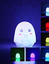 Coaja de ou în formă de colorat cu LED-uri de noapte Lumina