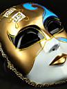 Gothic Baroness Opera PVC Halloween Mask